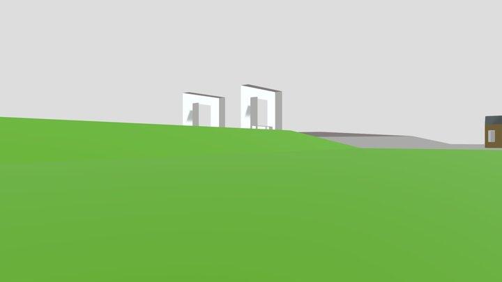 rocket_canal_export 3D Model