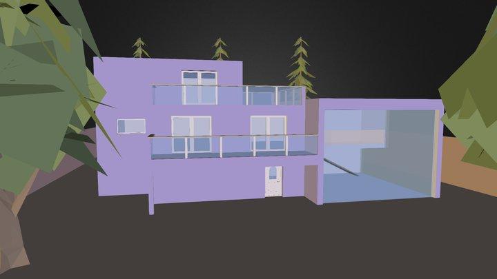 Maison7 3D Model