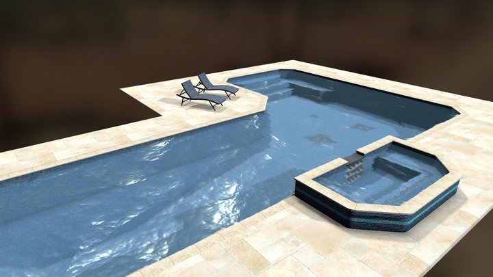 Dreampool: Stingray - Annotated 3D Model