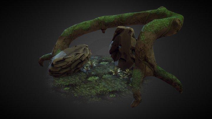Nature 001 3D Model