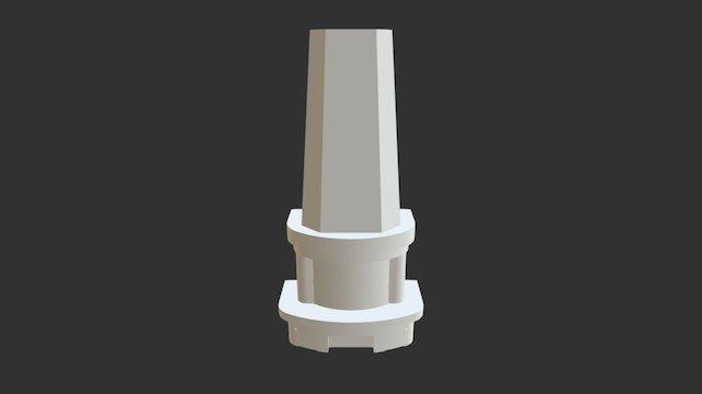 kandallo_01 3D Model