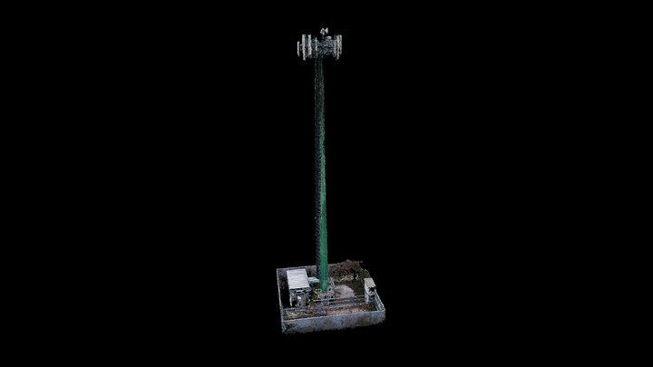 GSM Bottanuco V3 3D Model