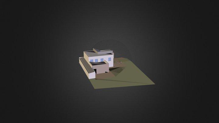 Mpt Coteaux 3D Model