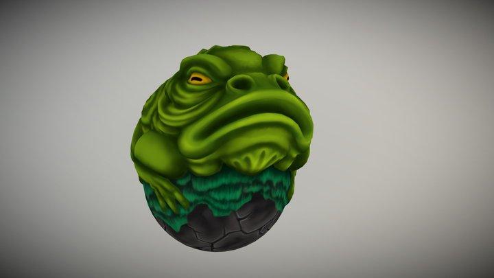 Mr. Toad 3D Model