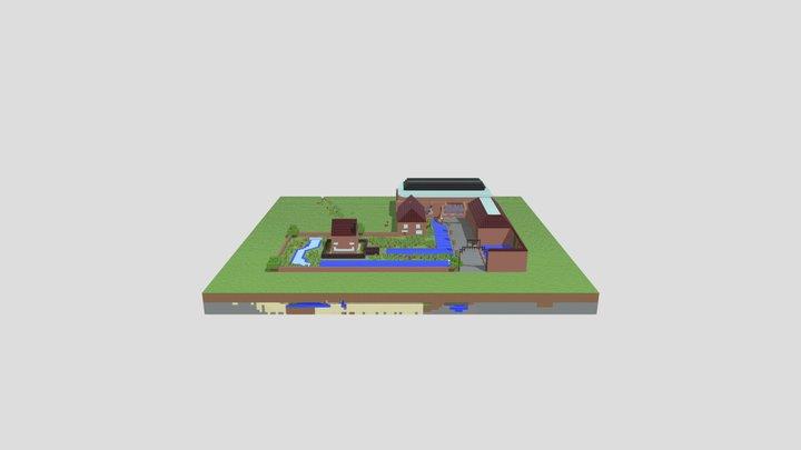 La Fonderie juillet 2021 - 4 3D Model