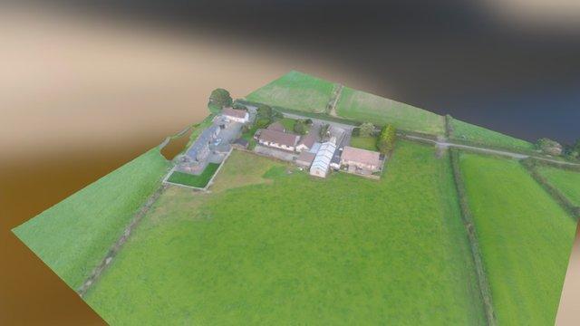 Homeland 3D Model