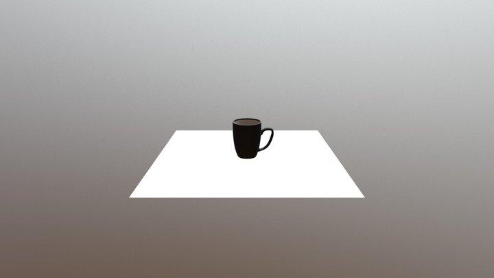 Coffee mug 3D Model
