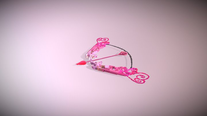 Cupid's Bow 3D Model