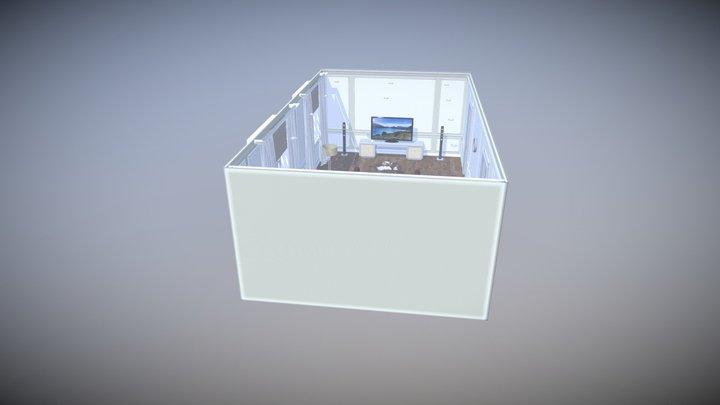 MCI 3D Model