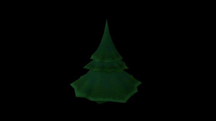 Tree Modular Environment 3D Model