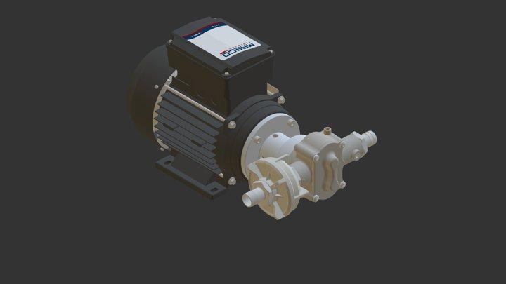 UP14/AC 3D Model