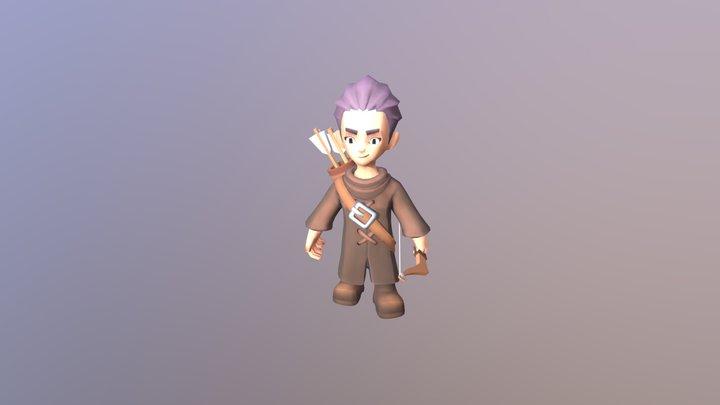 Shooting 3D Model