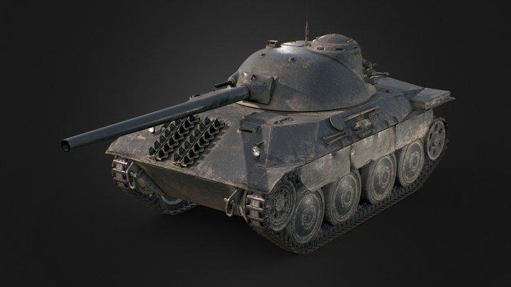 Laupen 16t 3D Model
