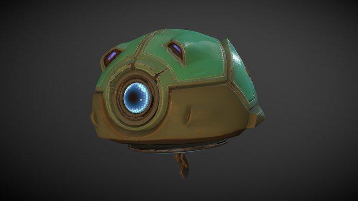 ORB robot 3D Model