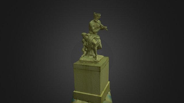 Pan02 3D Model
