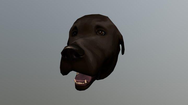 Scrappy 3D Model