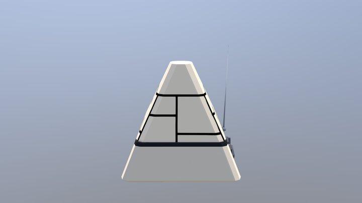 Videopod 3D Model