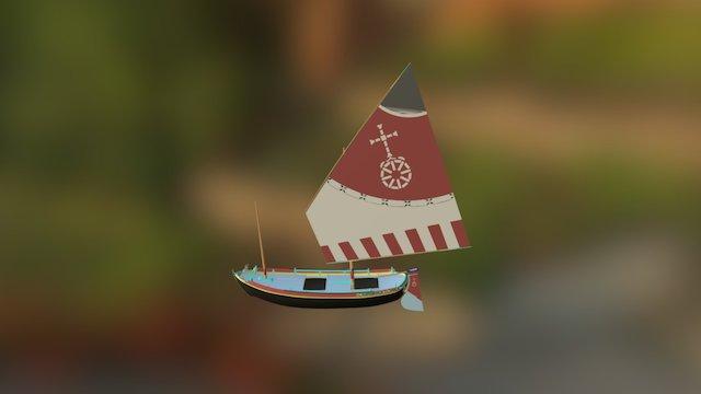 Maistral25 3D Model