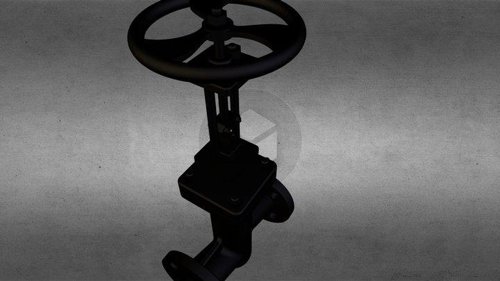 Vanne.stl 3D Model