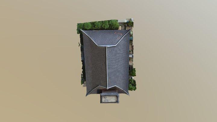 2017-0717(梓官活動中心) 3D Model