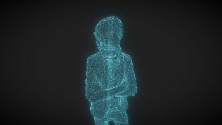 LaserSelfie 3D Model