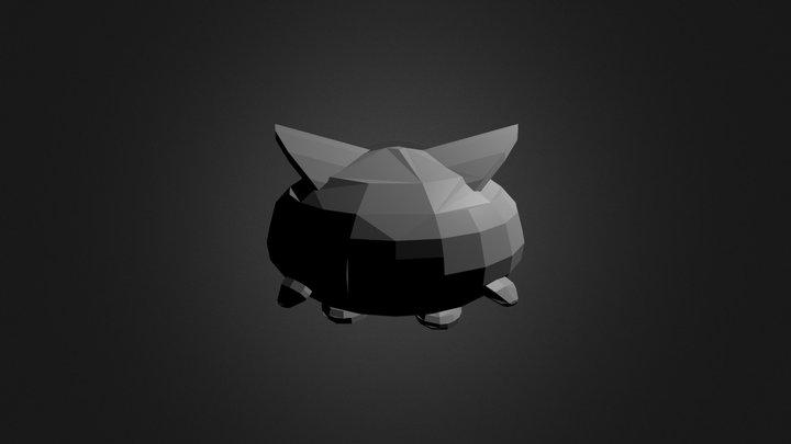 Hopp 3D Model