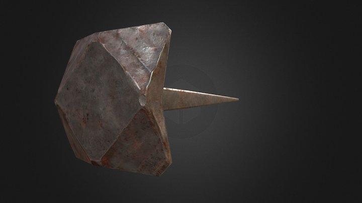 Nail01 Skyblivion(WIP) 3D Model