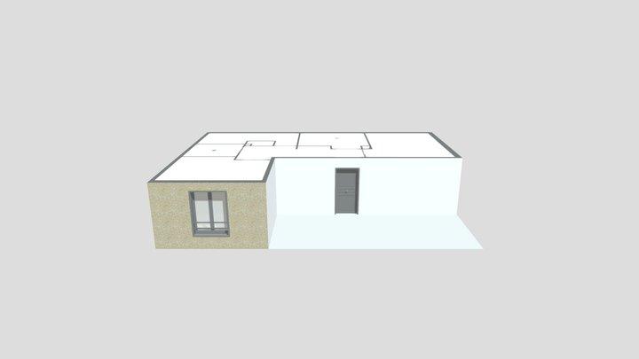 Test Appartement 3D 3D Model