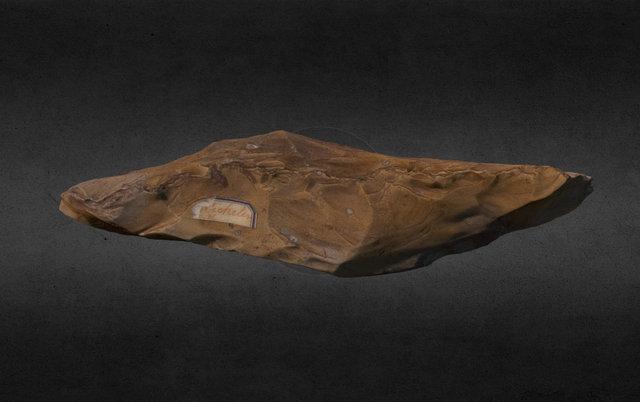 Neolithic axe 3D Model