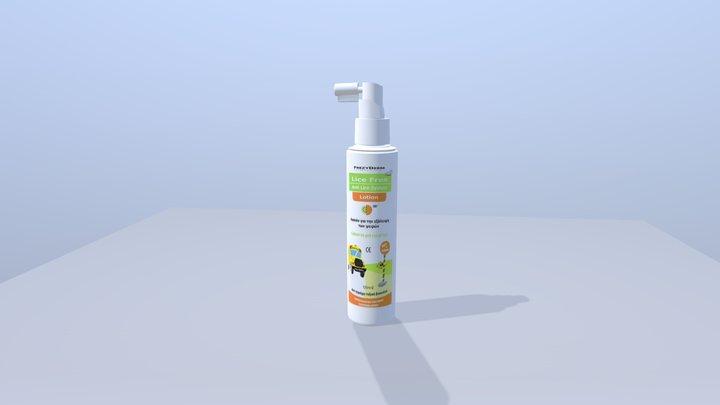 Frezy Derm lice free 3D Model