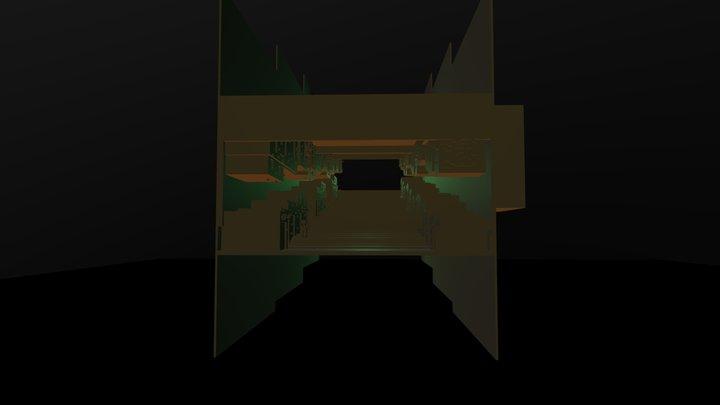 Metin Bayram 3D Model