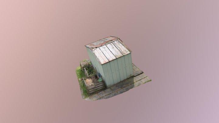 Garden storage 3D Model