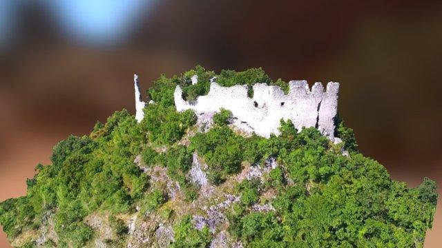 Belecgrad Castle 3D Model
