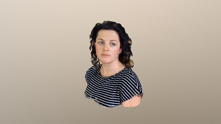 Molly 3D Model