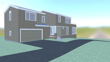 Maiden Lane 3D Model