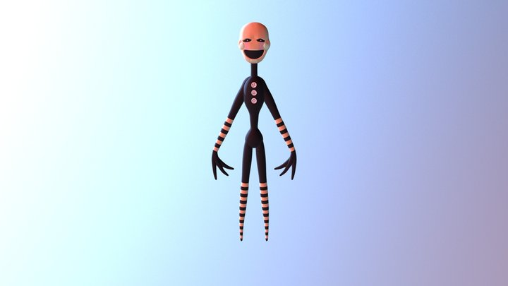 The Ink 3D Model