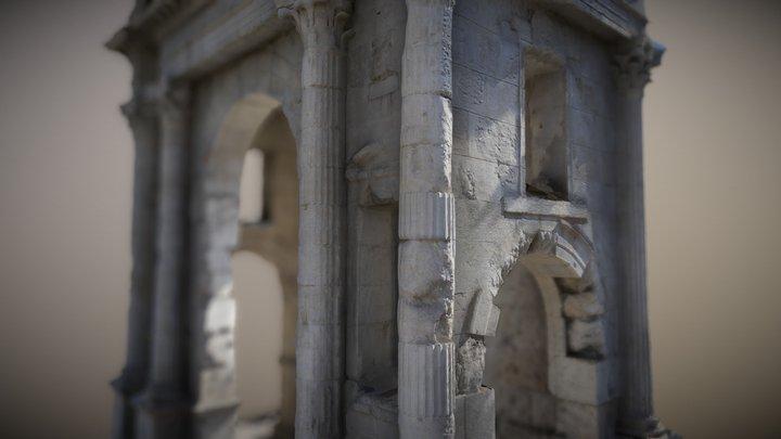 Arco dei Gavei, Verona 3D Model