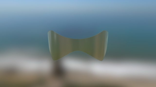 Askin's Shades 3D Model