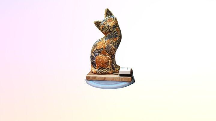 小貓燈飾 CATHINGT 3D Model