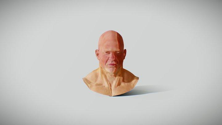 Steve+ 3D Model