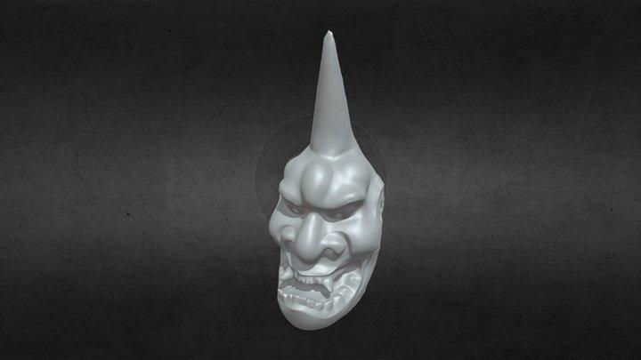 龍馬維新太鼓 面 3D Model