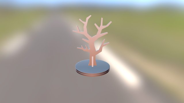 Puu 3D Model