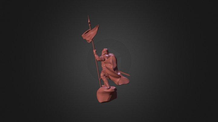 Kolovrat 3D Model