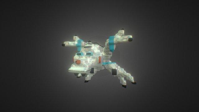Altos Robot 3D Model