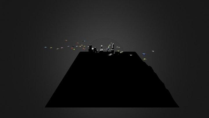 CompG Ciudad-F  2 3D Model