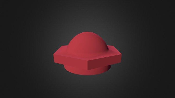 Funky Curcan 3D Model