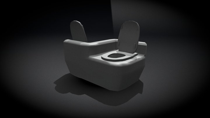 The Party Pooper 3D Model