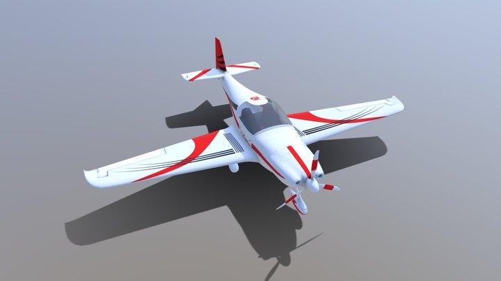 MAGNUS04 3D Model
