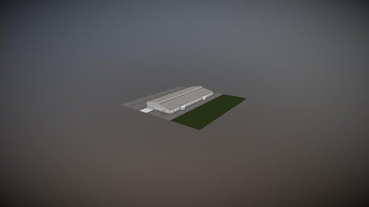 Bond 3D Model