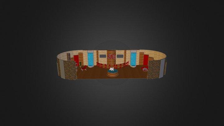 Skyline Bar 3D Model